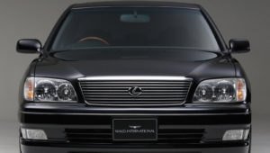 Pictures Of Lexus LS 400