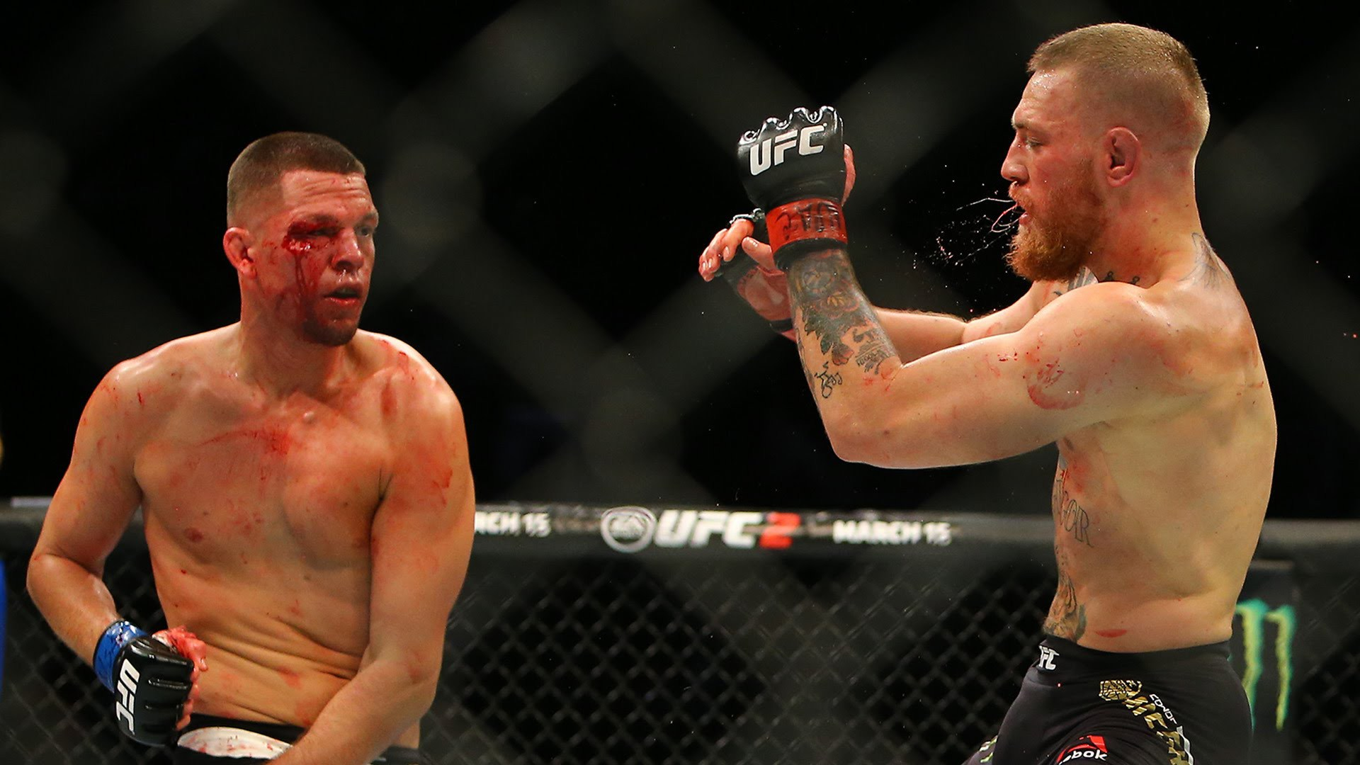 Pictures Of Nate Diaz
