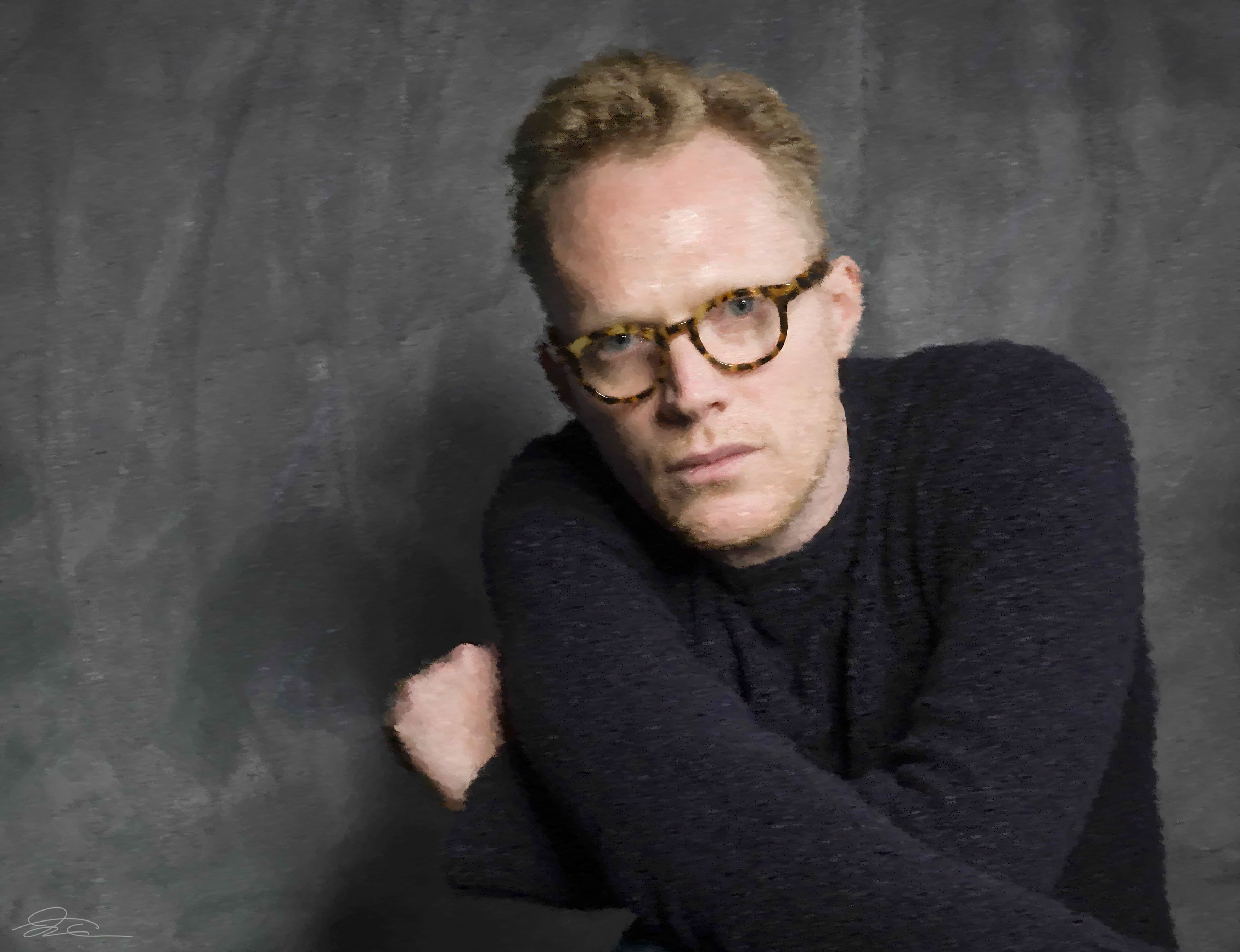 Pictures Of Paul Bettany