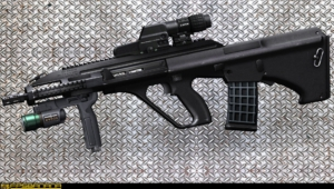 Pictures Of STEYR AUG A3