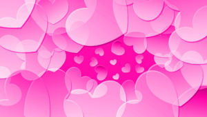 Pink Abstract Computer Wallpaper