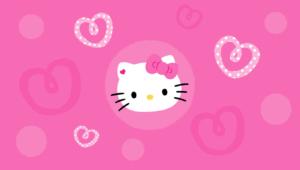 Pink Abstract Desktop Wallpaper