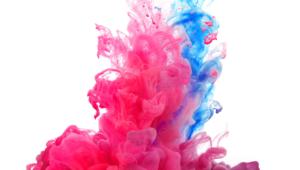 Pink Abstract HD Wallpaper