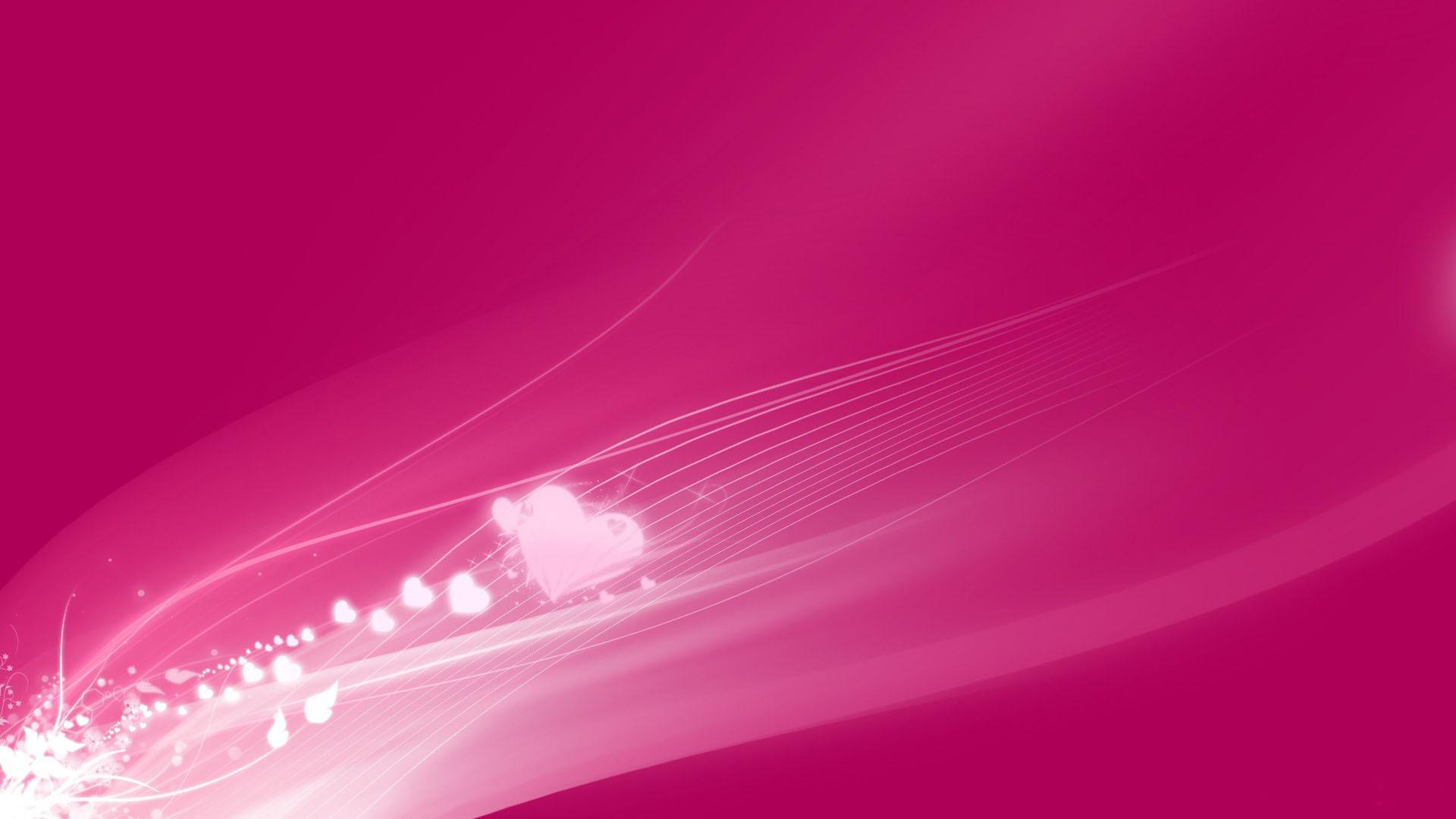 Pink Abstract HD Pics