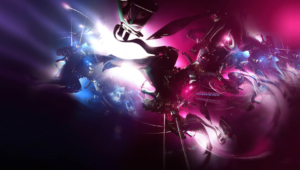 Pink Abstract High Definition Wallpapers