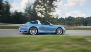 Porsche 911 Targa High Definition Wallpapers