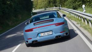 Porsche 911 Targa Images