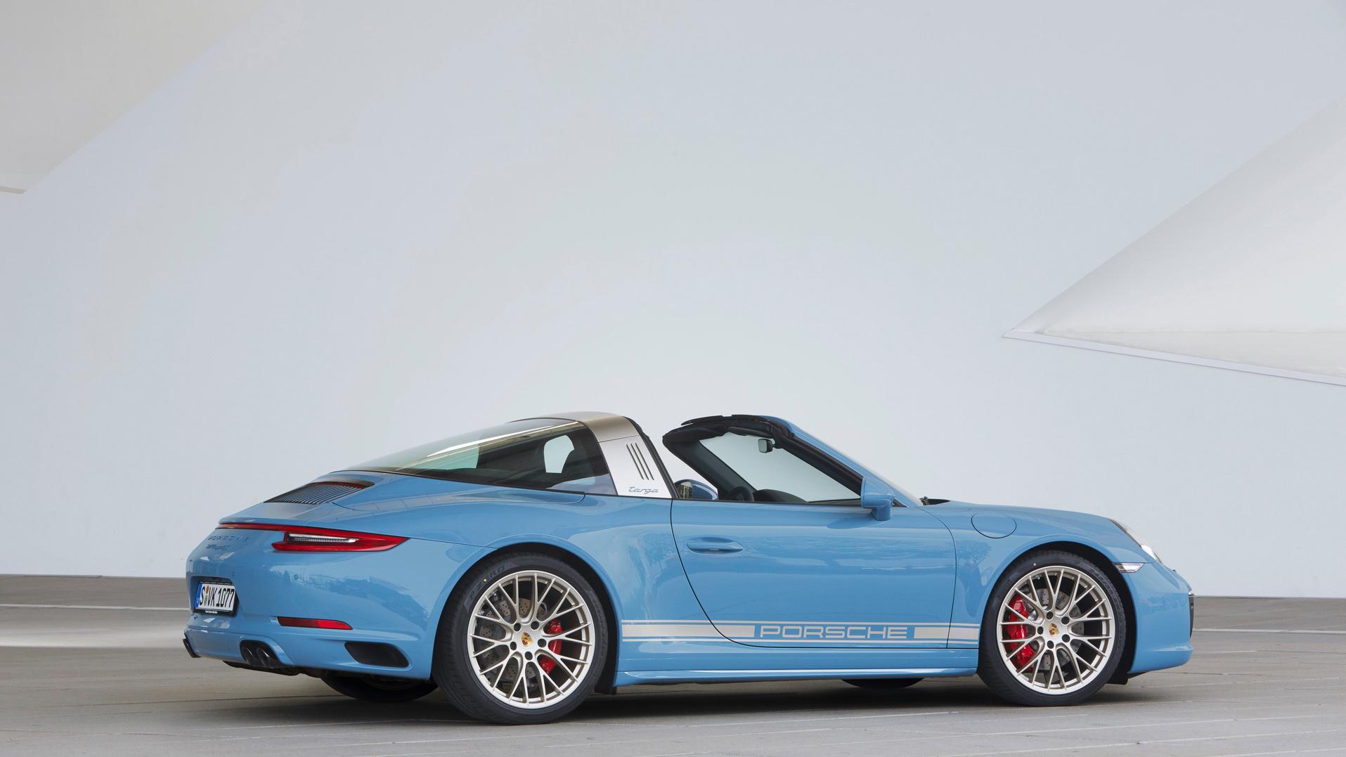 Porsche 911 Targa Wallpapers HD