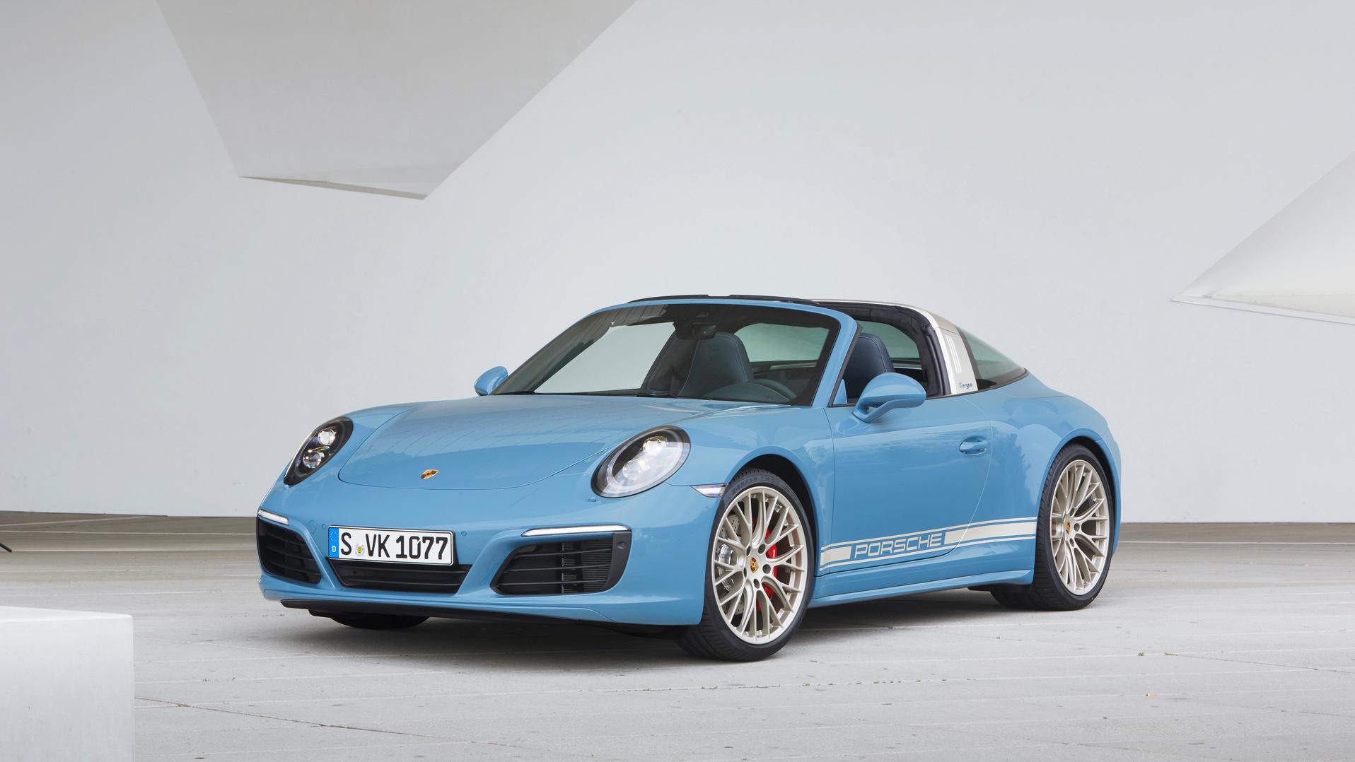 Porsche 911 Targa Widescreen