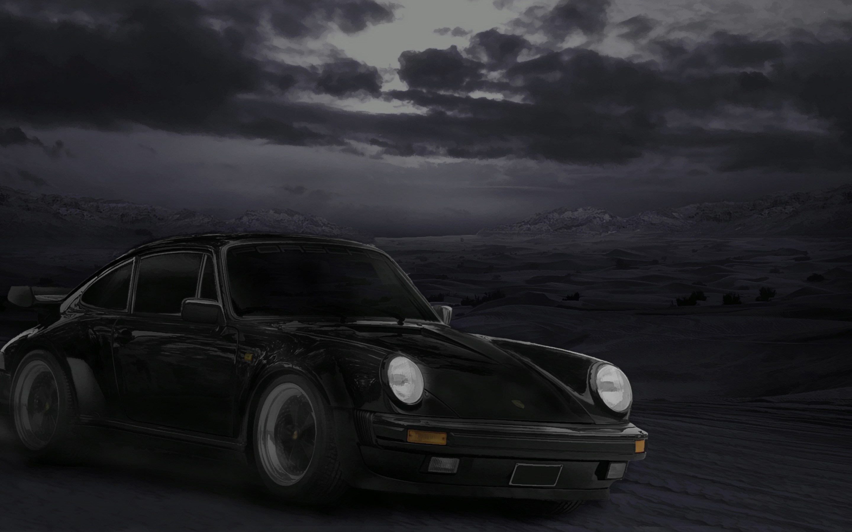 Porsche 930 HD Wallpaper