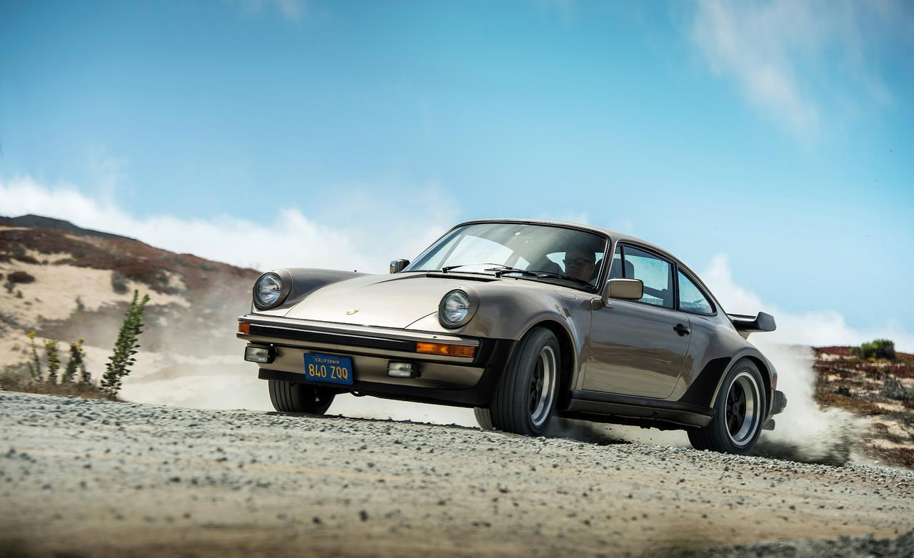 Porsche 930 High Definition Wallpapers