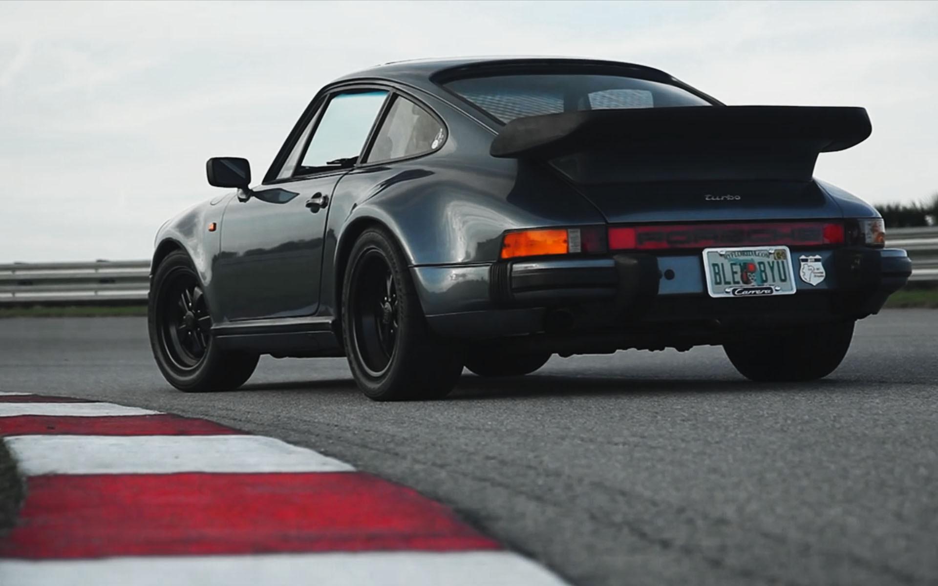 Porsche 930 Wallpapers