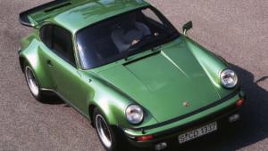 Porsche 930 For Desktop
