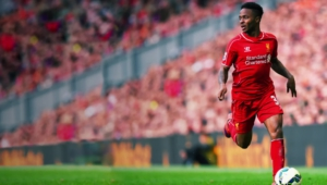 Raheem Sterling HD Desktop