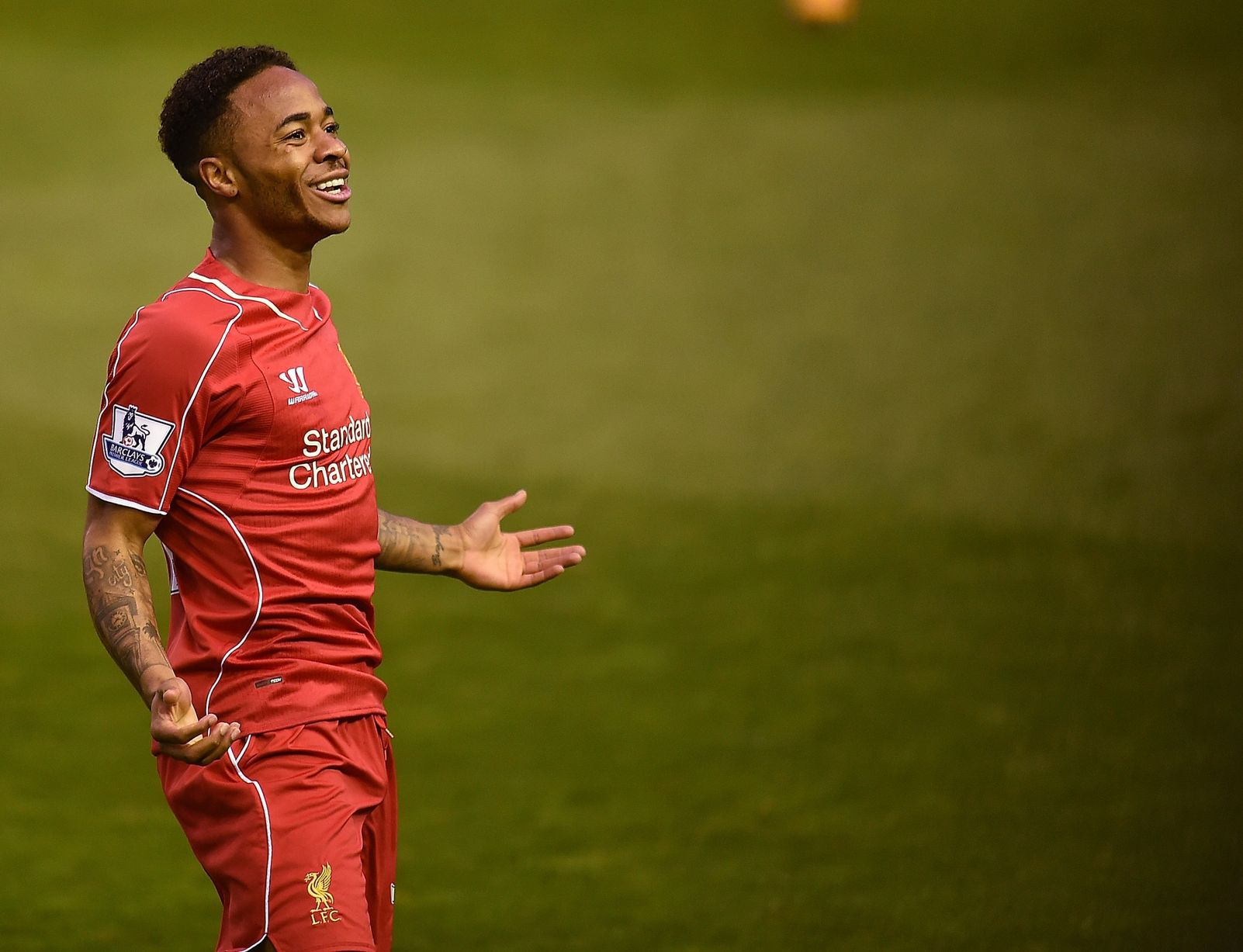 Raheem Sterling Pictures
