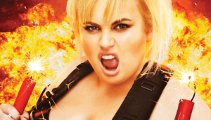 Rebel Wilson HD Wallpaper
