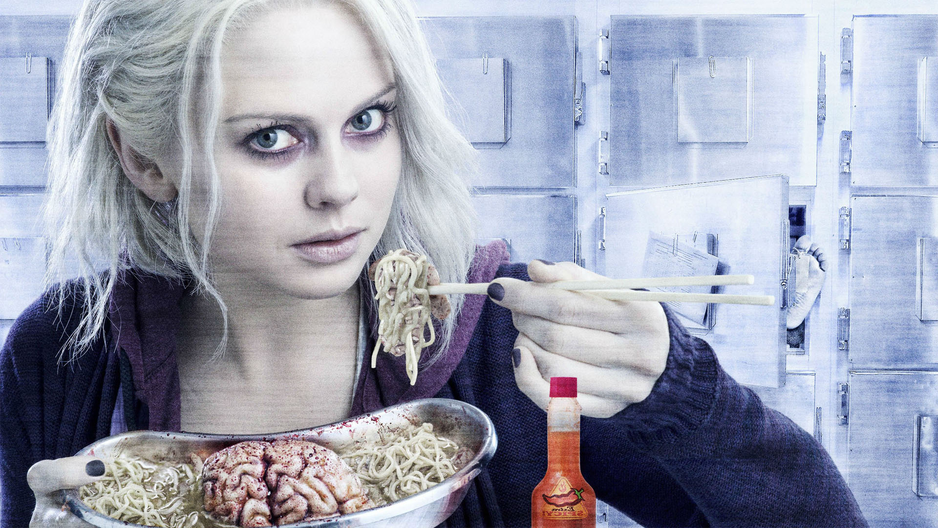 Rose Mciver Background