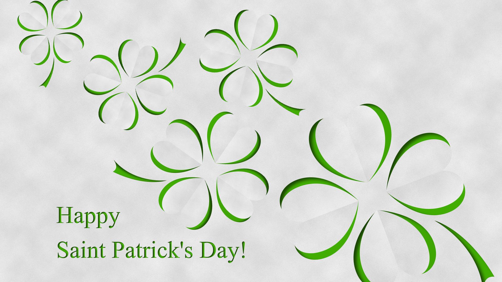 Saint Patrick's Day HD Wallpaper