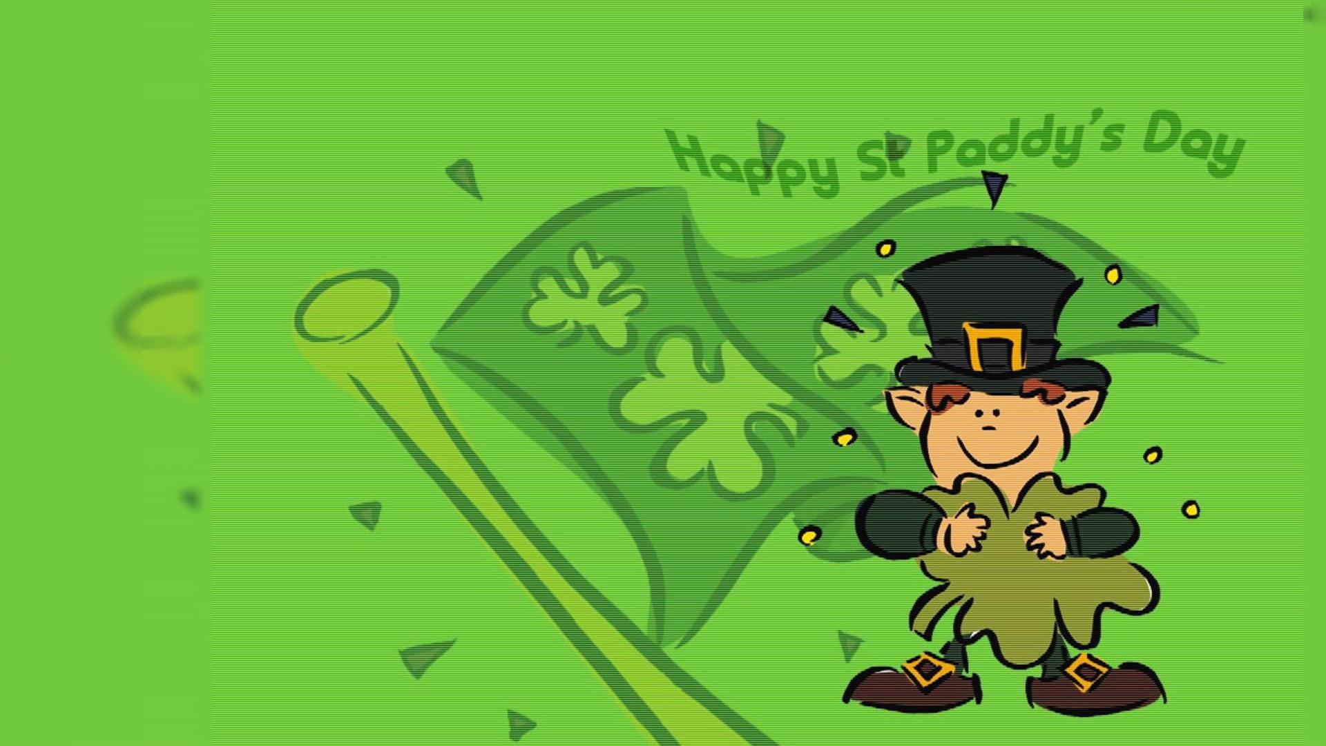 Saint Patrick's Day Widescreen