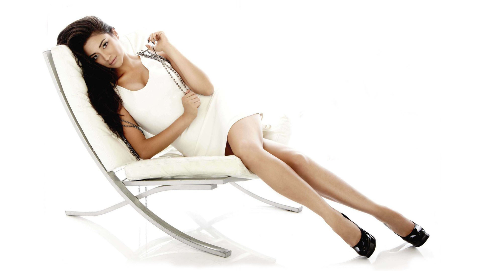 Shay Mitchell HD Background
