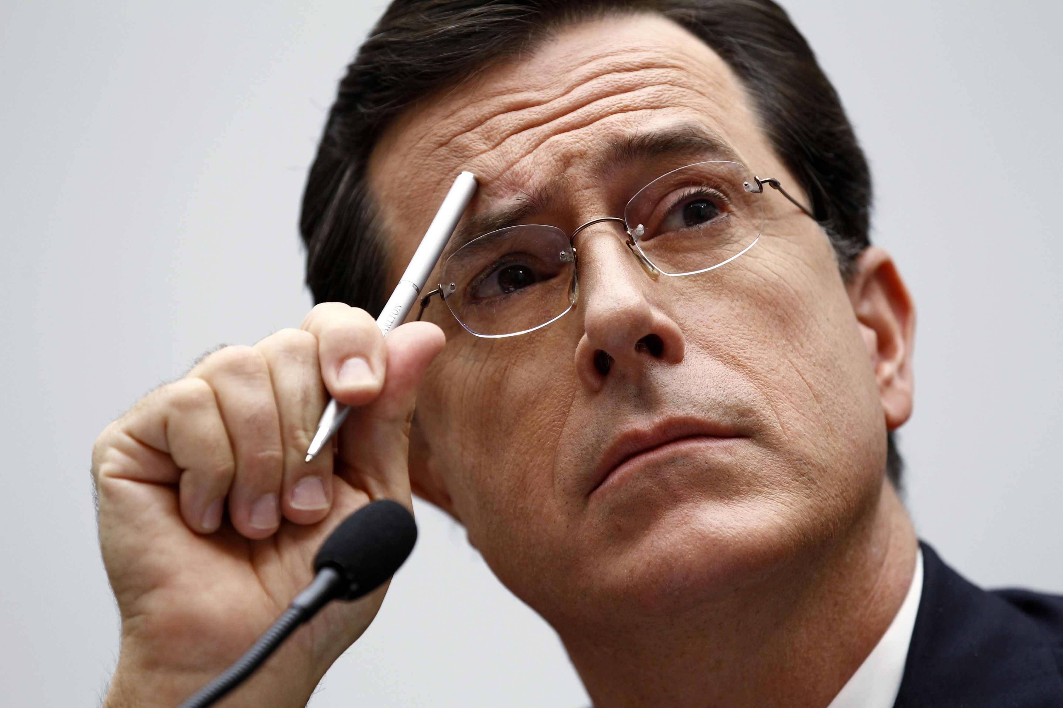 Stephen Colbert Background