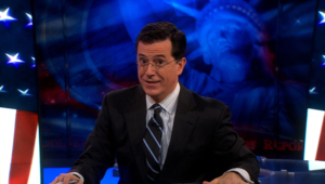 Stephen Colbert HD Background