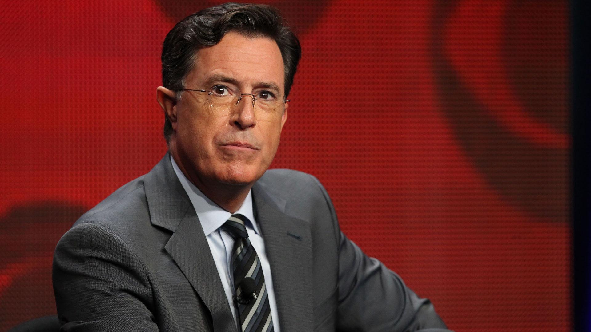Stephen Colbert HD Wallpaper