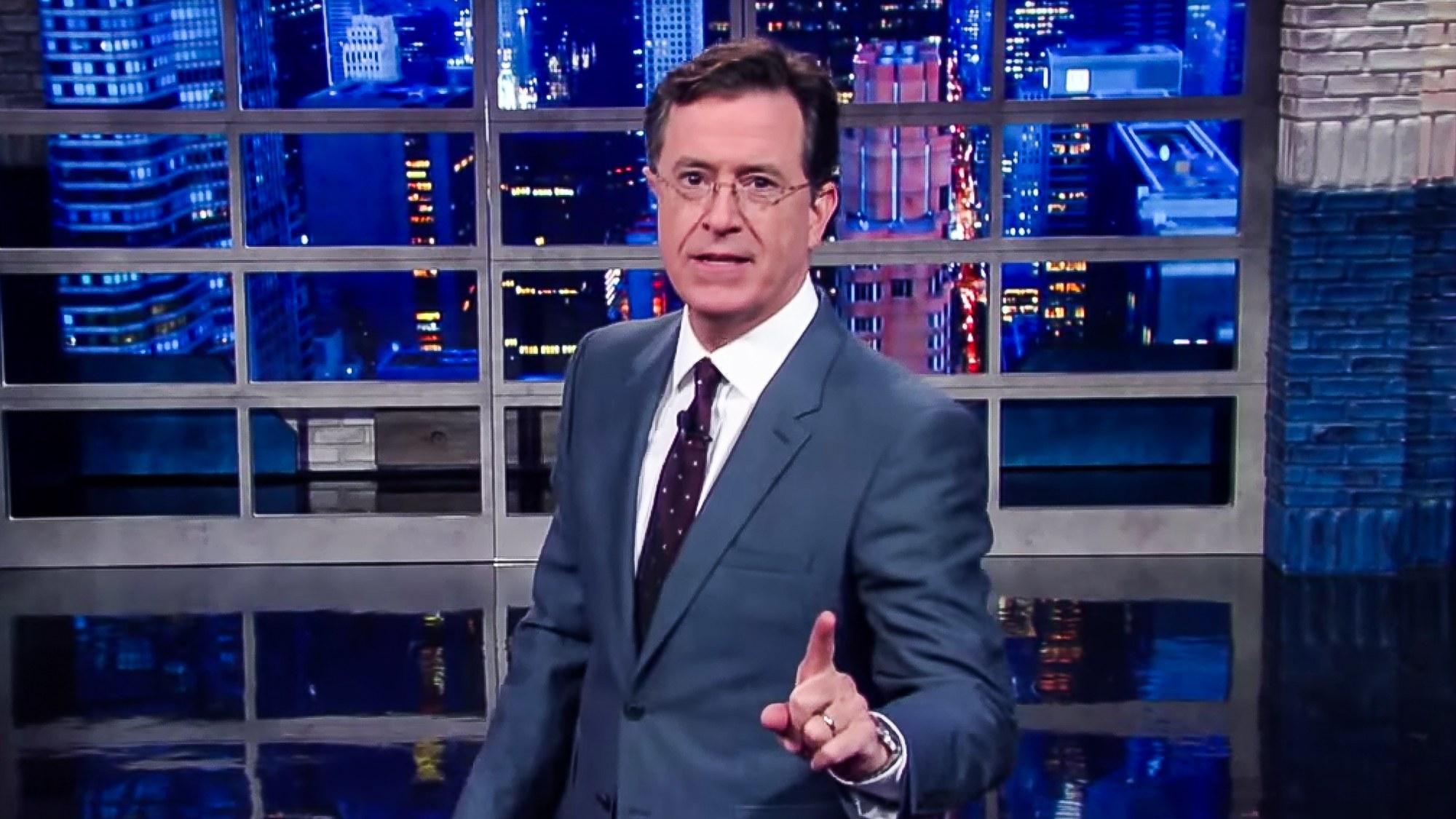 Stephen Colbert Pictures