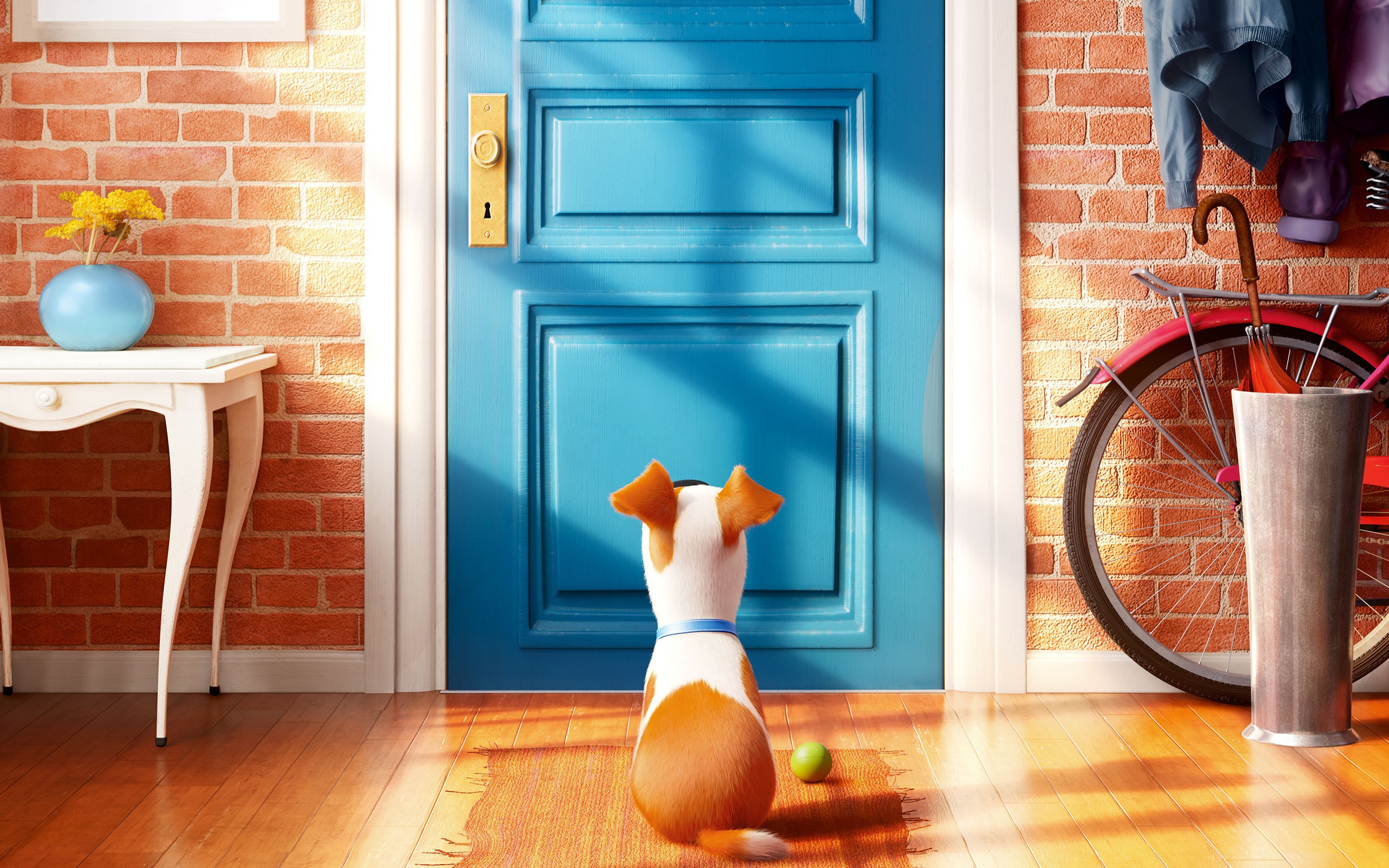 The Secret Life Of Pets Background