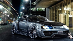 Toyota Supra HD