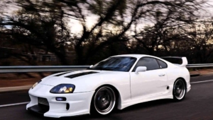 Toyota Supra High Definition Wallpapers