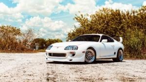 Toyota Supra Images
