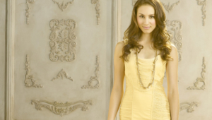 Troian Avery Bellisario Background