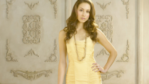 Troian Avery Bellisario HD Wallpaper
