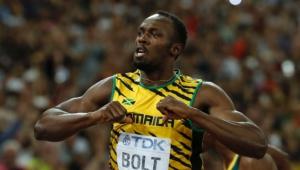 Usain Bolt 4K