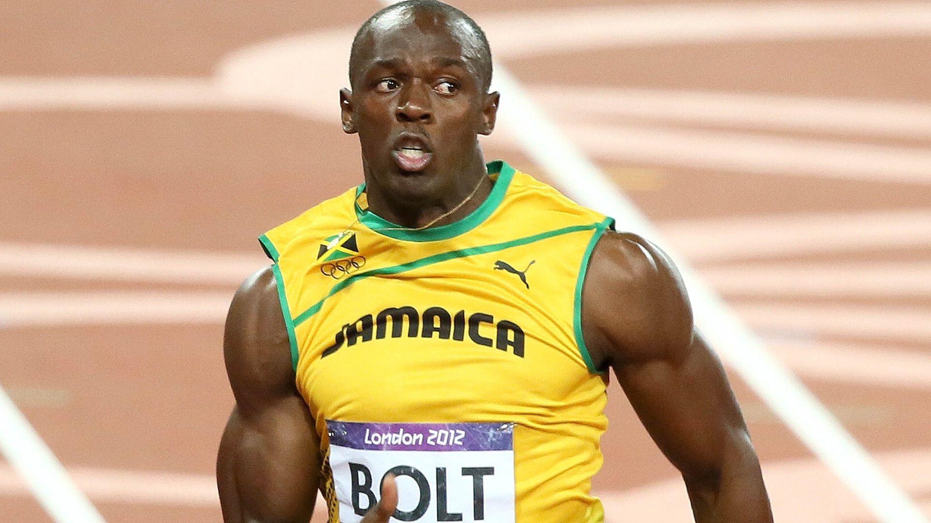 Usain Bolt Background