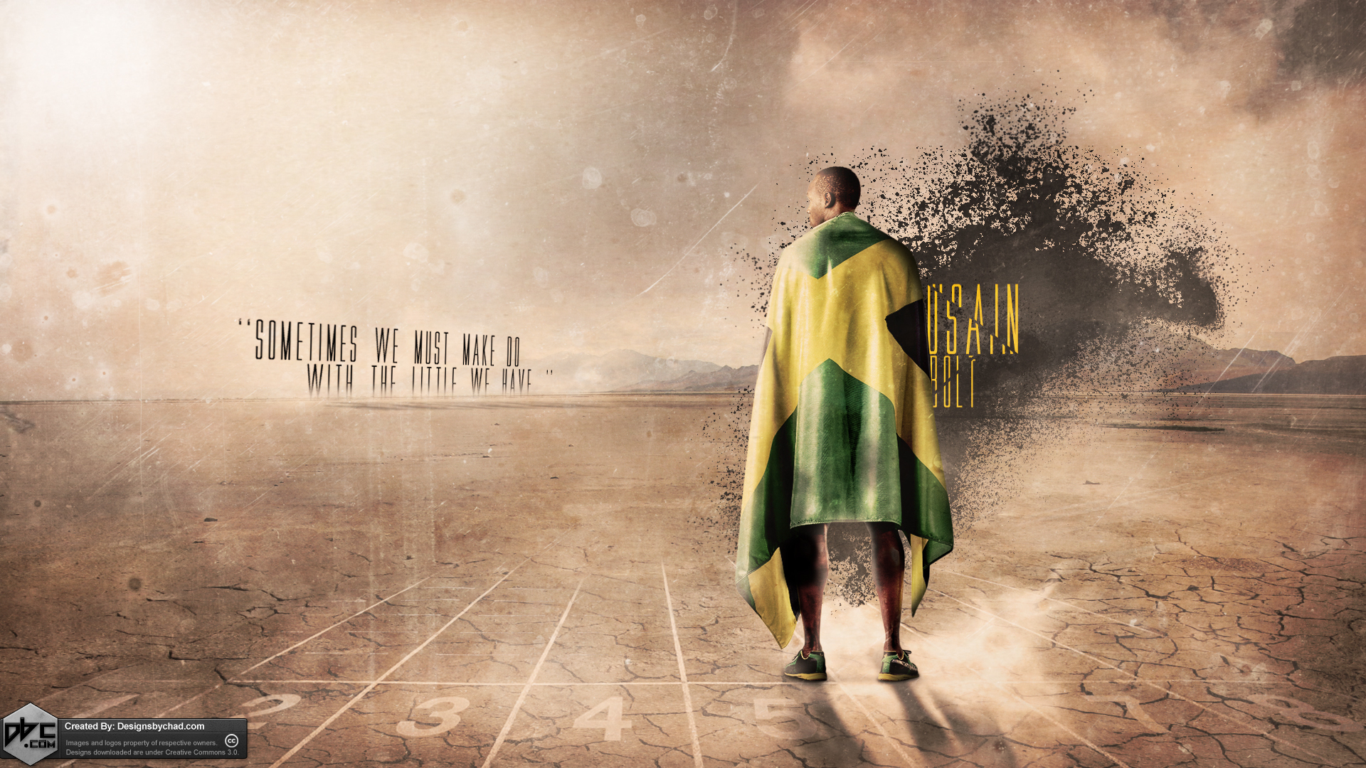 Usain Bolt Desktop Images