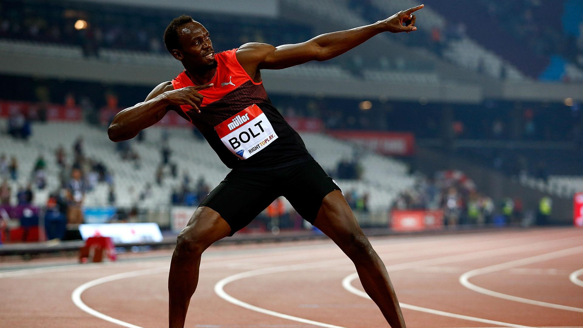 Usain Bolt Free HD Wallpapers