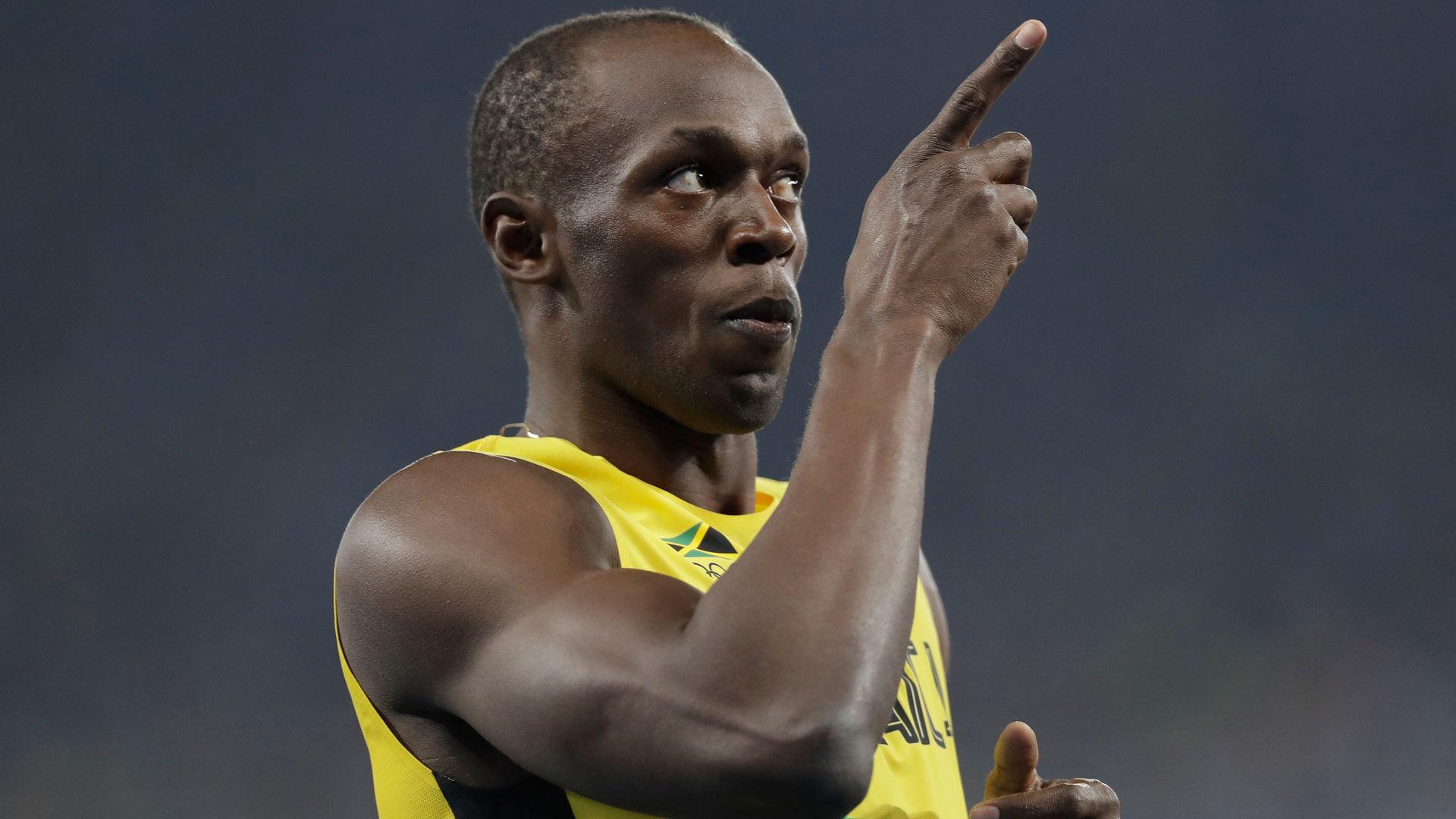 Usain Bolt HD Desktop