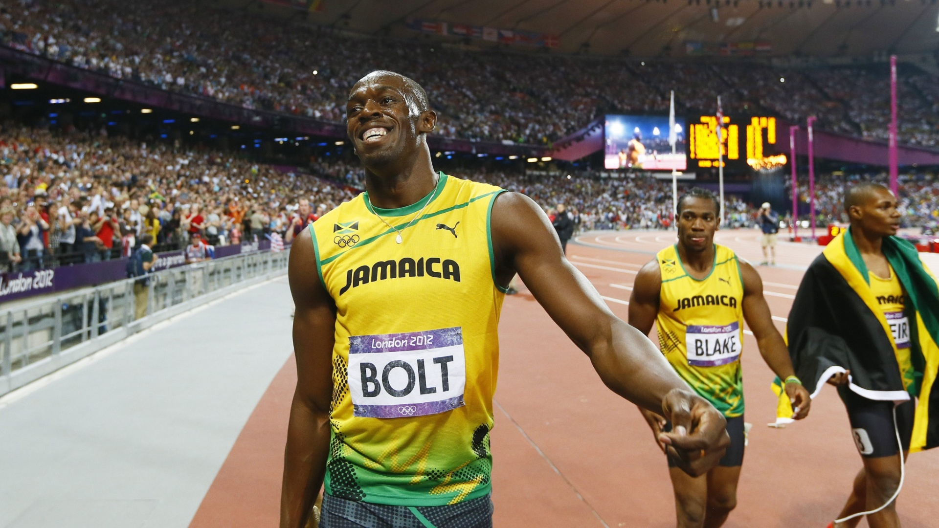 Usain Bolt High Quality Wallpapers