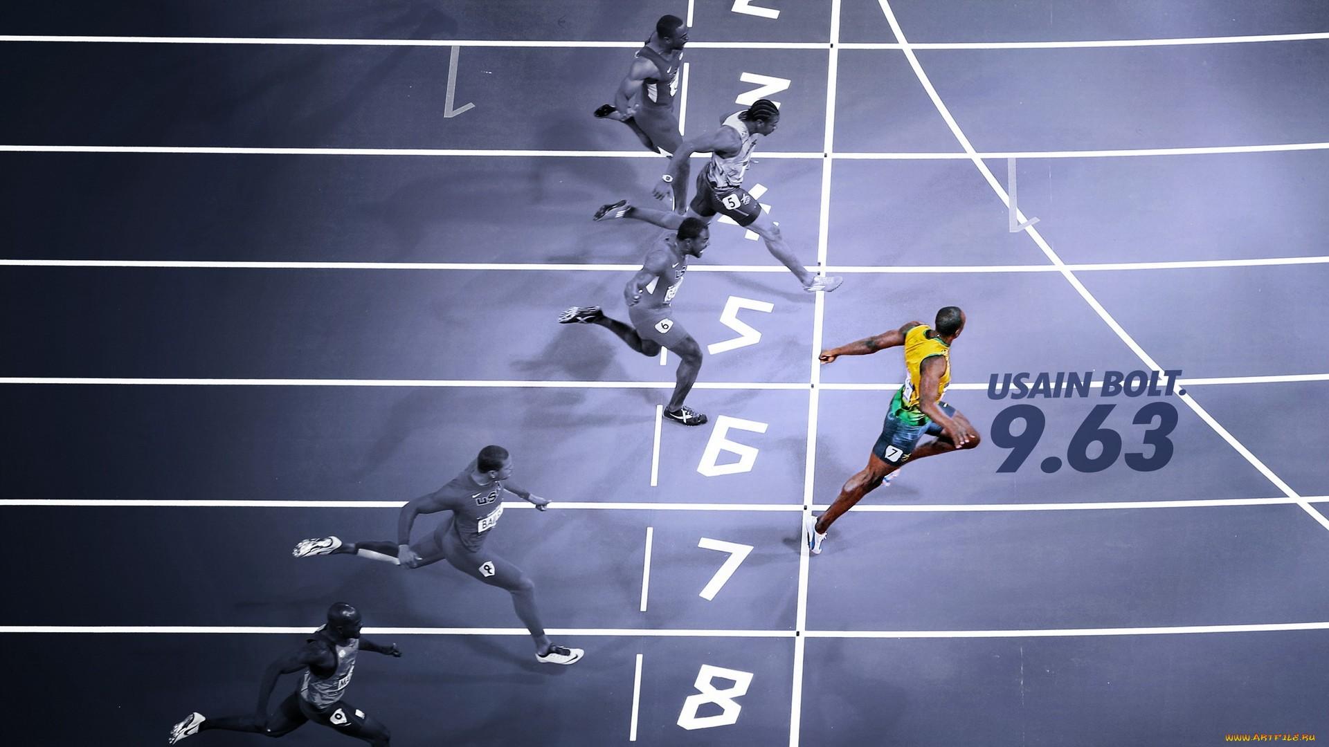 Usain Bolt Screenshots