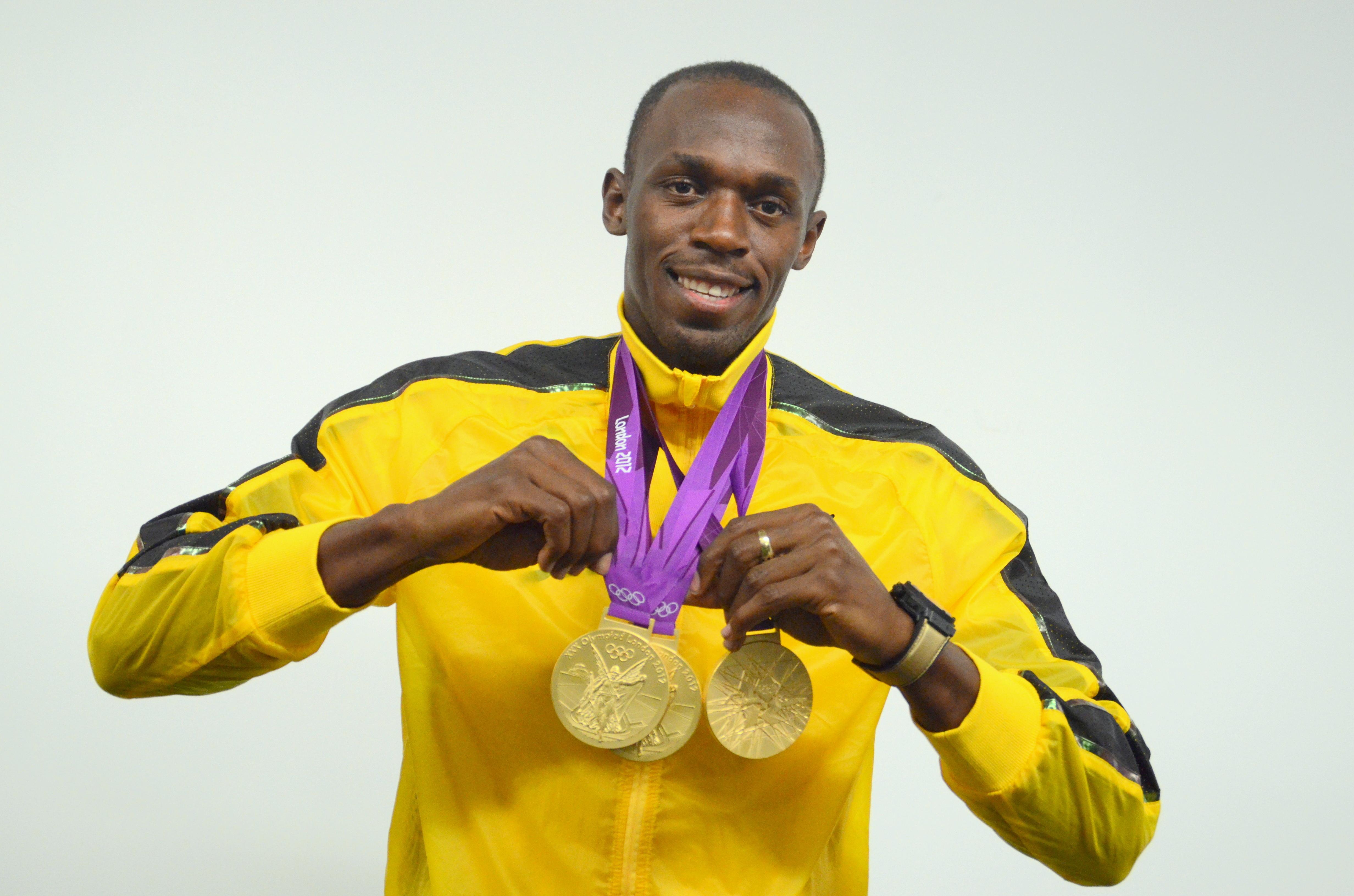 Usain Bolt For Desktop Background