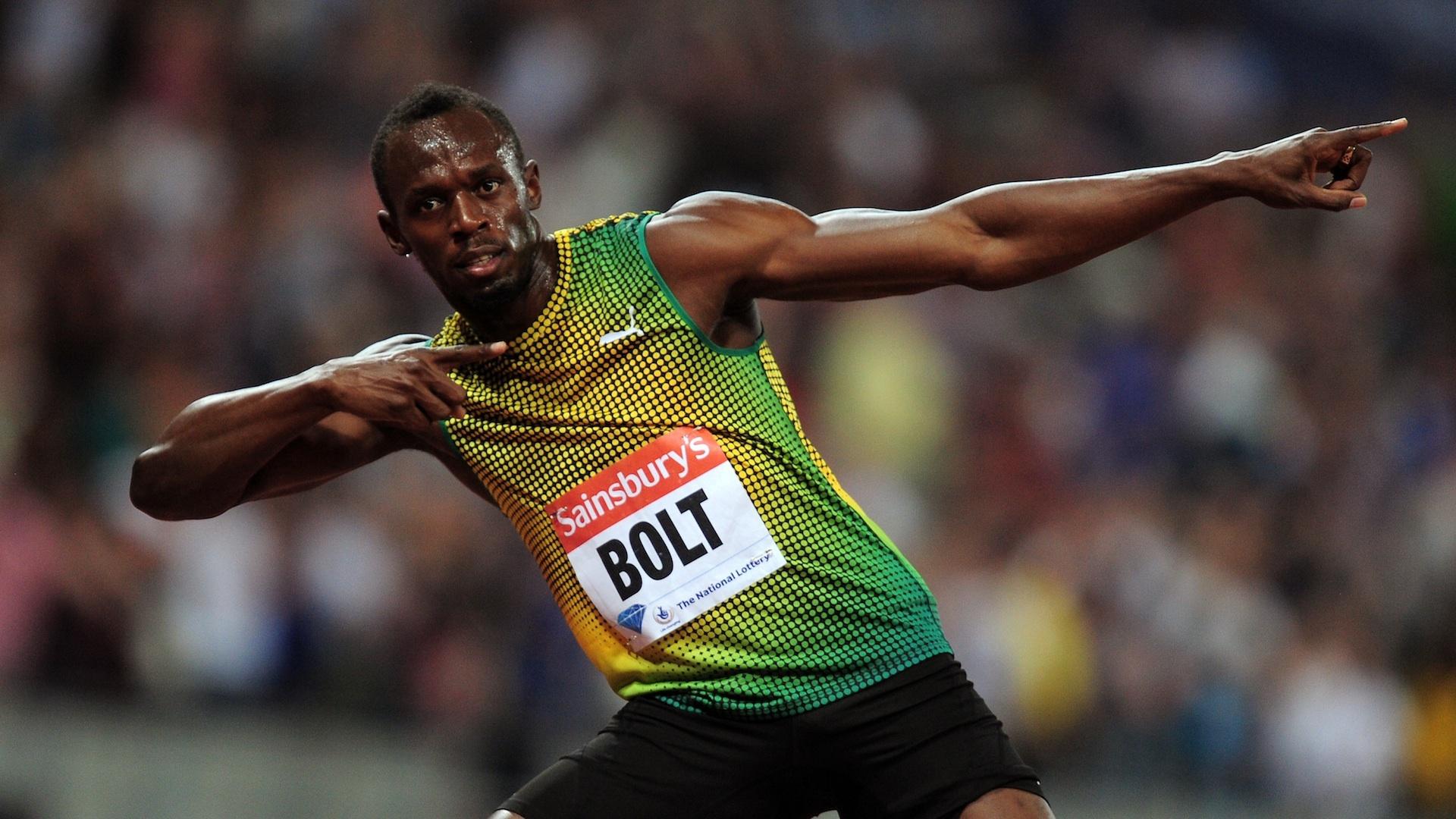 Usain Bolt For Desktop
