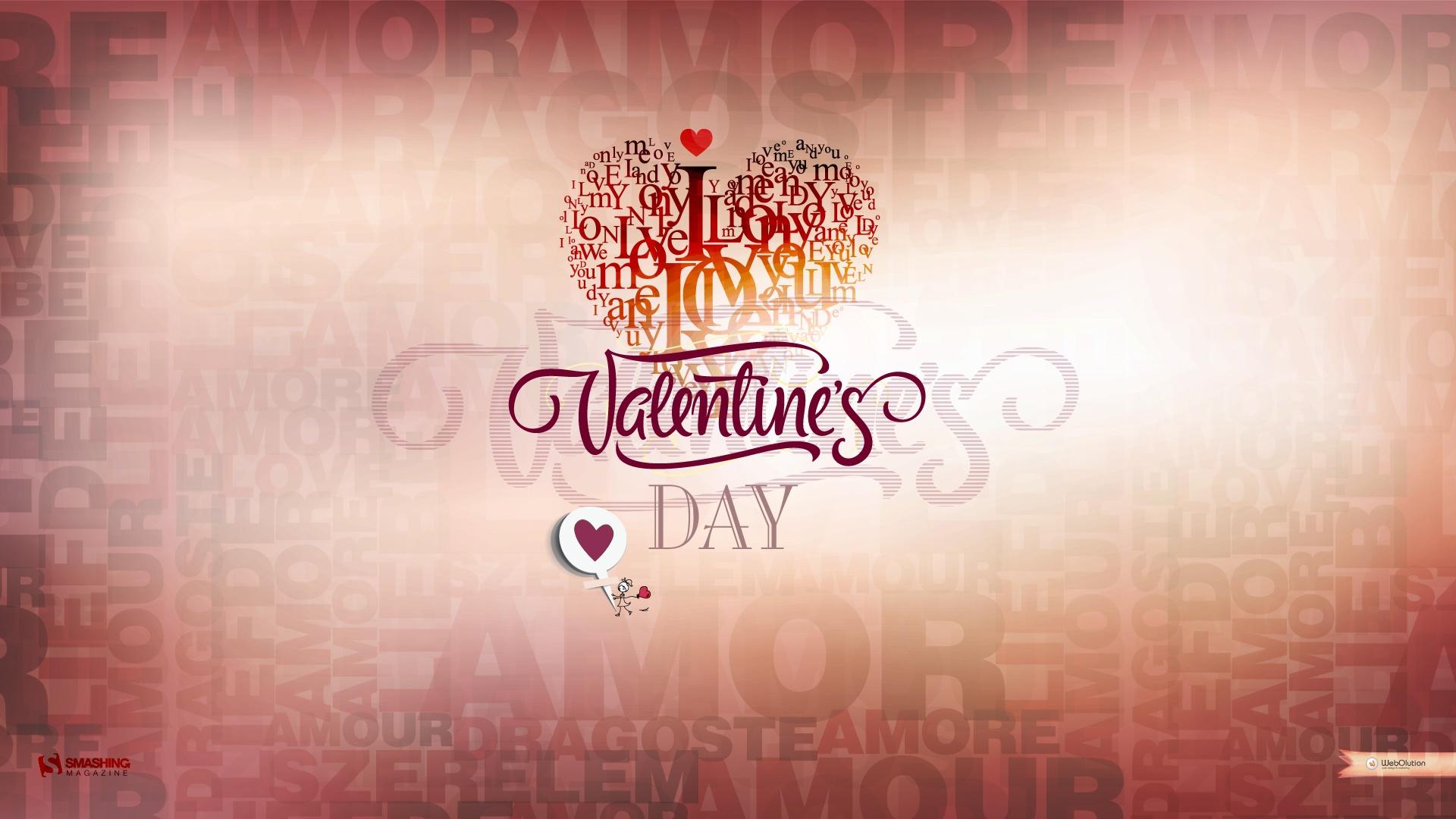 Valentine's Day HD Background
