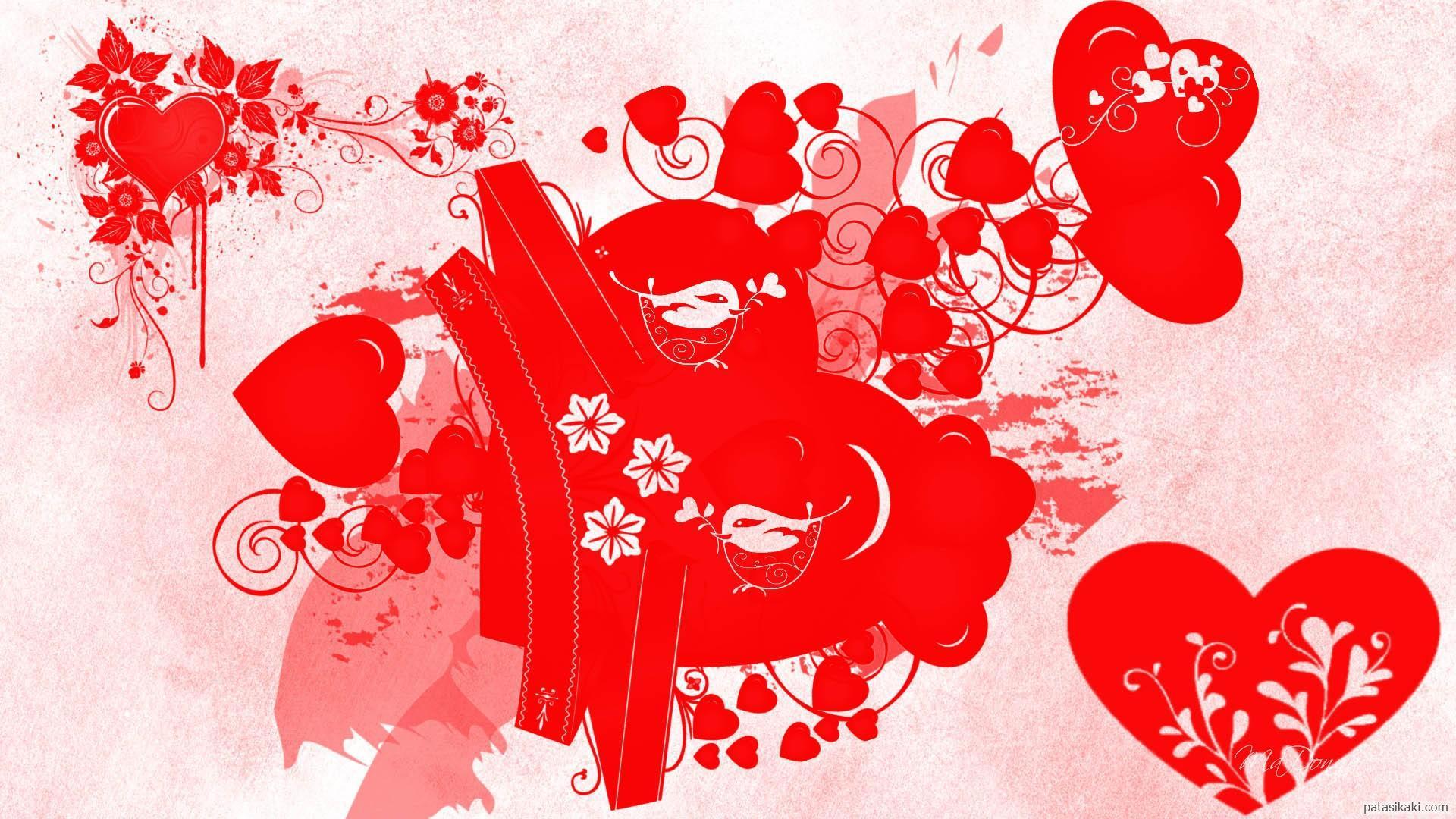 Valentine's Day For Desktop