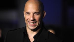 Vin Diesel Background