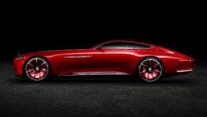 Vision Mercedes Maybach 6 Photos