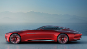 Vision Mercedes Maybach 6 Pictures