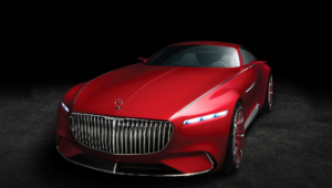 Vision Mercedes Maybach 6 Wallpapers HD