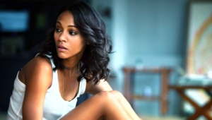 Zoe Saldana Background